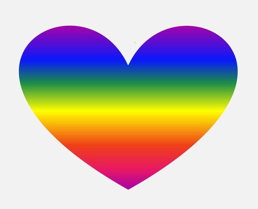 rainbow-love-heart